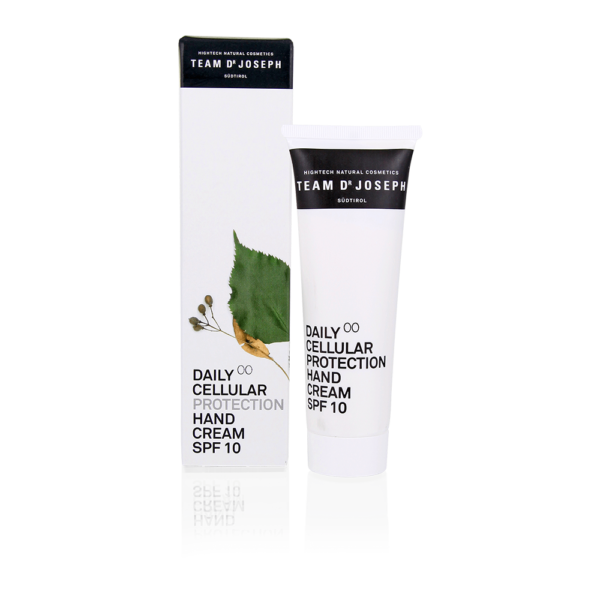 Team Dr. Joseph - Daily Cellular Protection Hand Cream SPF 10