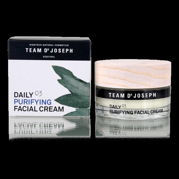 Team Dr. Joseph - Daily Purifying Facial Cream